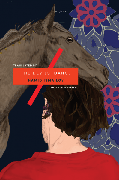 Image result for hamid ismailov the devils dance