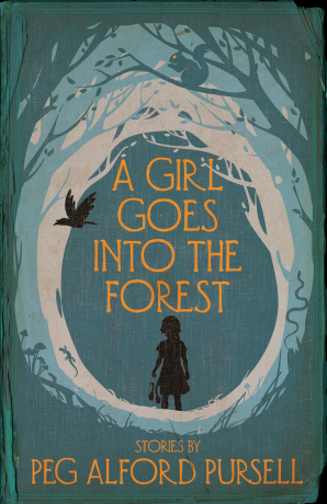 Image result for girl goes into the forest