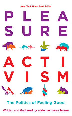 Image result for adrienne maree brown pleasure activism