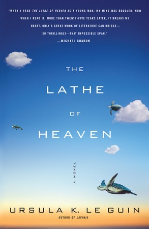 Image result for lathe of heaven ursula k le guin