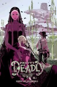 Pretty Deadly comic