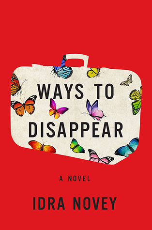 Image result for ways to disappear book goodreads
