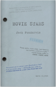 cover of movie stars by jack pendarvis