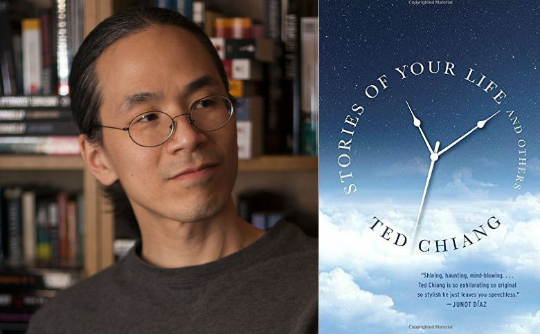 The Legendary Ted Chiang on Seeing His Stories Adapted and the  Ever-Expanding Popularity of SF - Electric Literature