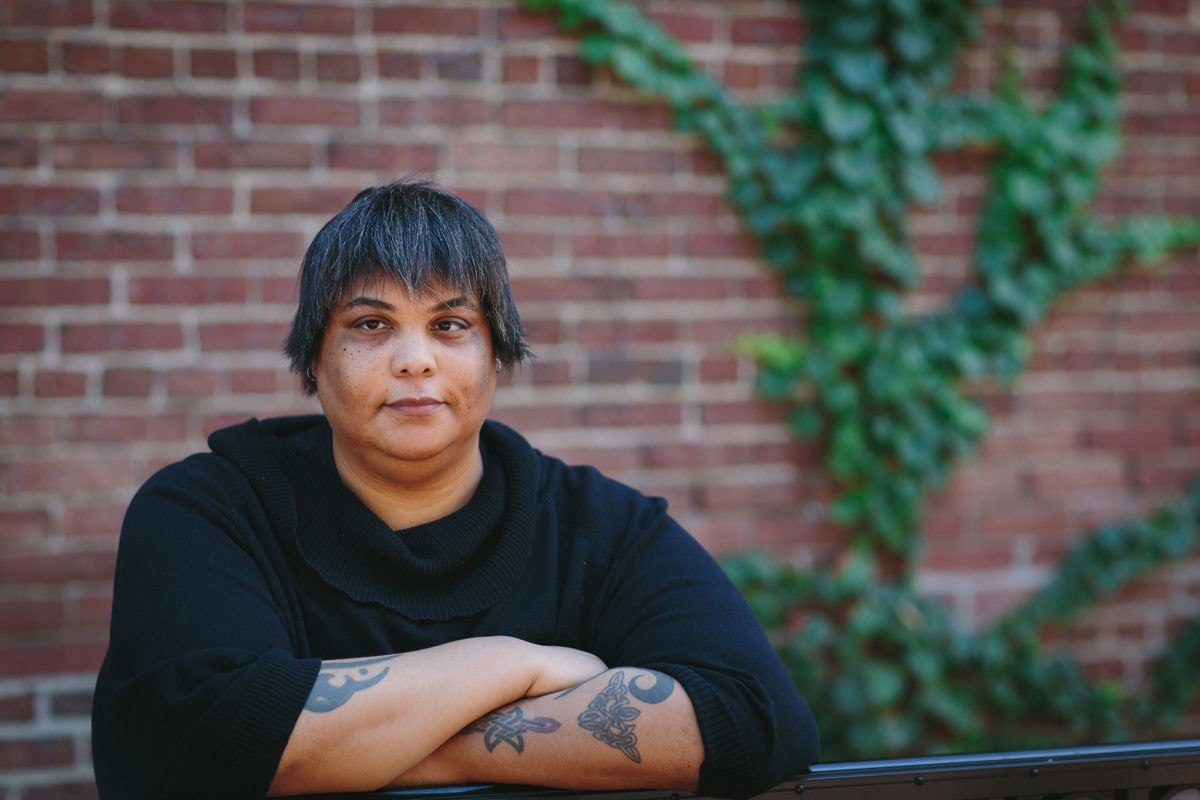 Author Roxane Gay
