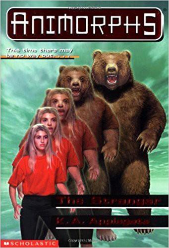 Powerful bear his teen