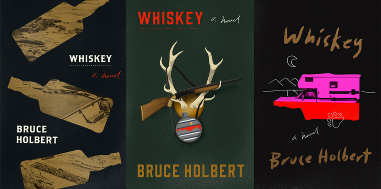 10 Book Designers Discuss the Book Covers They Rejected, And