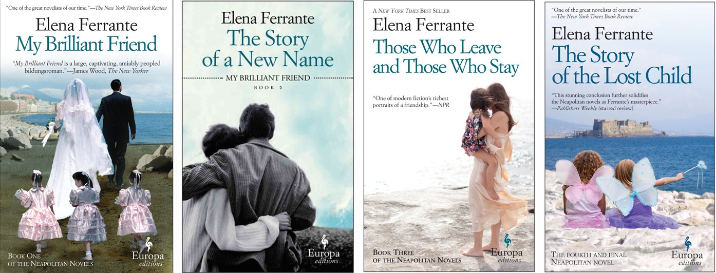 Image result for the neapolitan novels