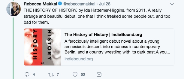 This Twitter Thread Collects The Best Overlooked Books Of