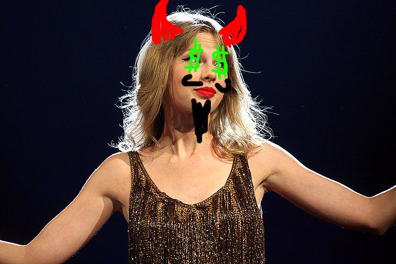 Taylor Swift And The Myth Of The Mean Greedy Artist Electric Literature