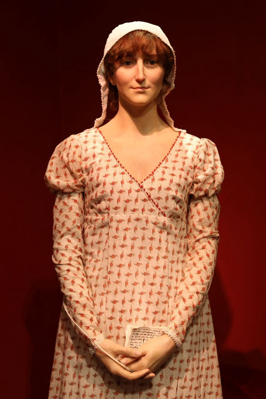 What Jane Austen Looked Like According to Forensic Science ...