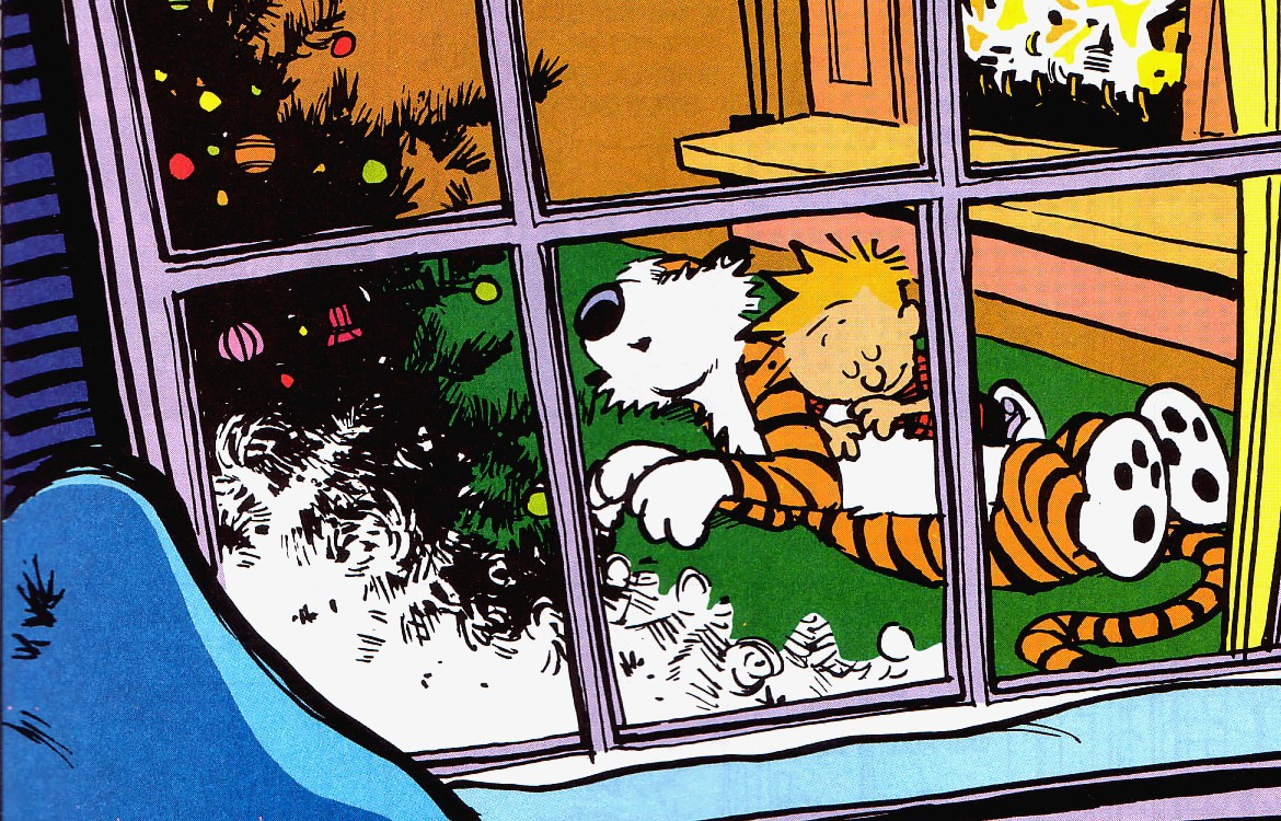 Calvin And Hobbes Gets Christmas Right Electric Literature