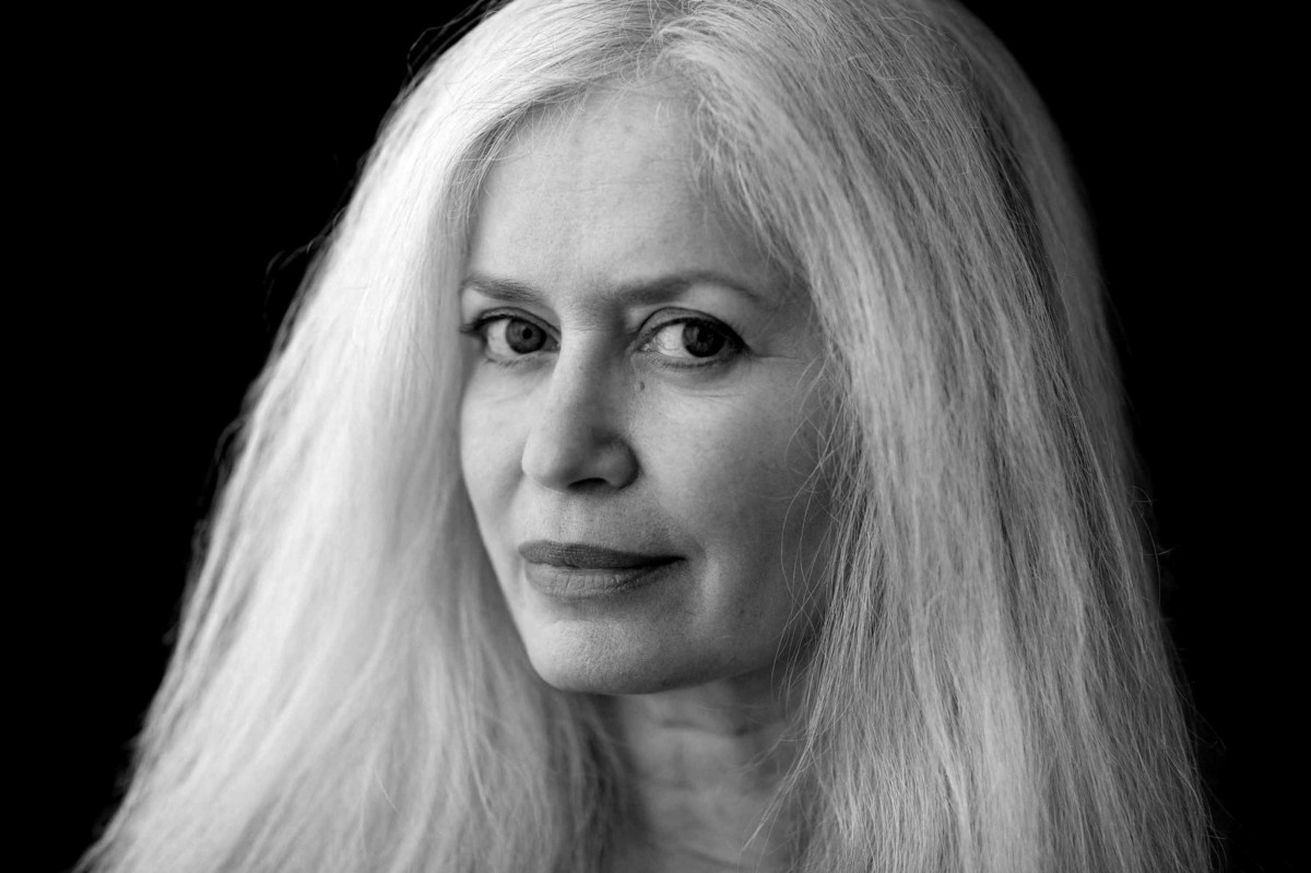 Author photo Amy Hempel