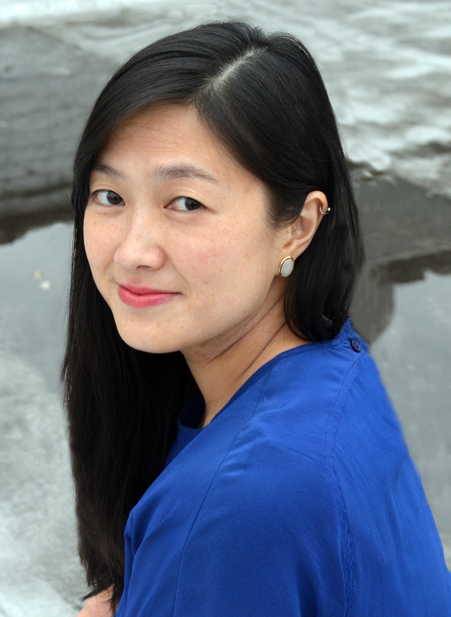 Mimi Wong author photo