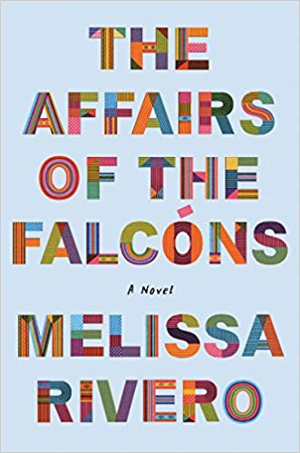 The Affairs of the Falcons by Melissa Rivero