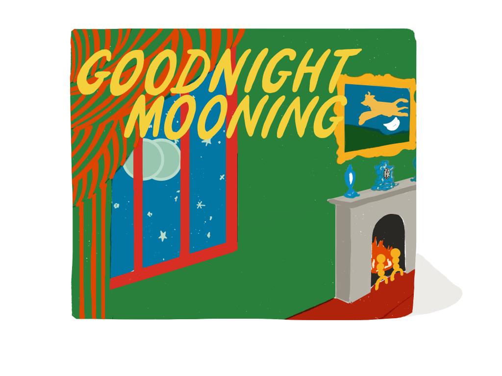 Goodnight Mooning