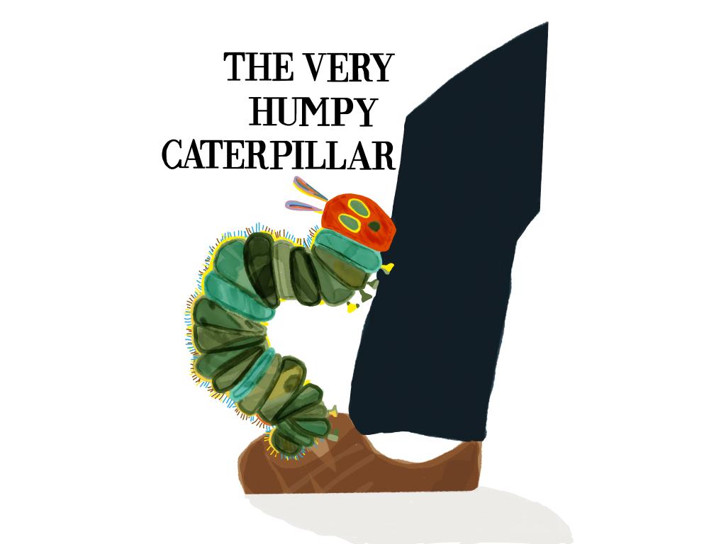 The Very Humpy Caterpillar