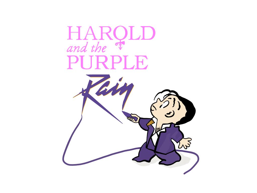 Harold and the Purple Rain