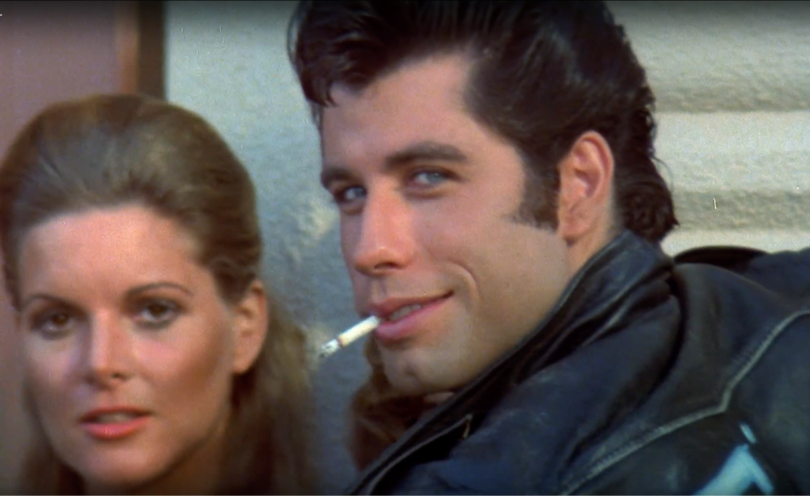 Screenshot from Grease