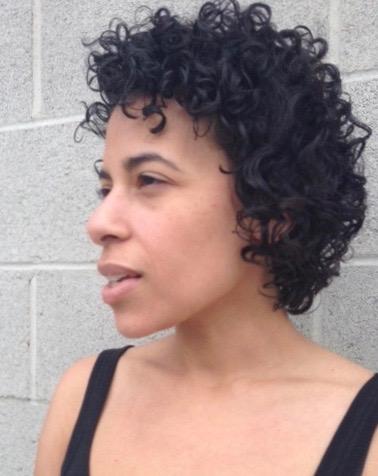 headshot of writer Jackie Thomas-Kennedy