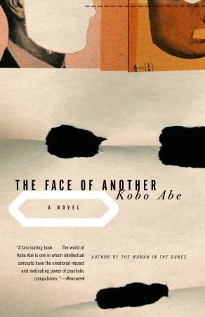 Image result for e Face of Another by Kōbō Abe, translated by E. Dale Saunders