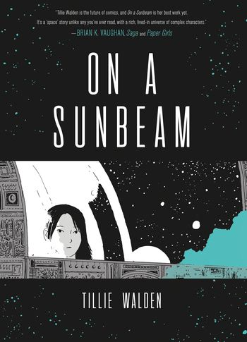 Image result for tillie walden on a sunbeam