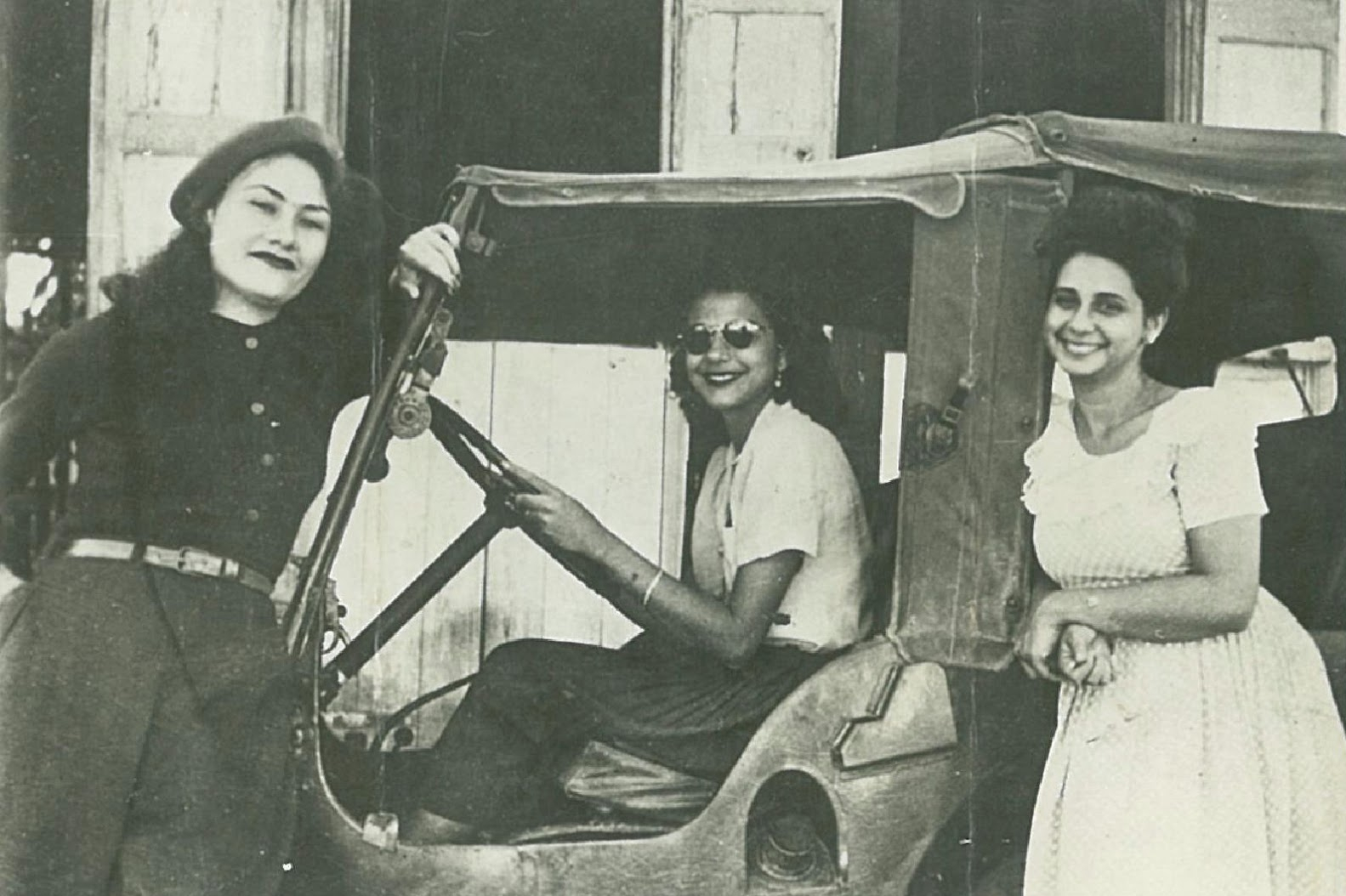 The Mirabal Sisters: Patria, Minerva, and María Teresa