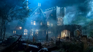 Screenshot of Netflix's Haunting of Hill House