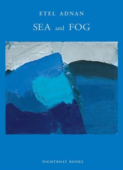 Image result for sea and fog etel adnan