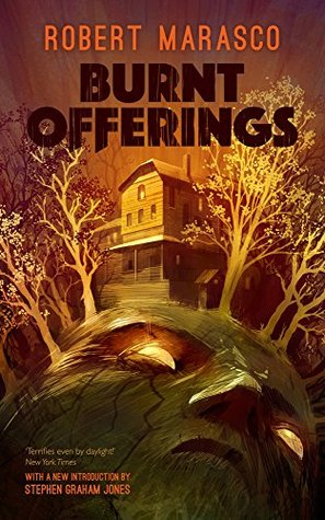Image result for burnt offerings book