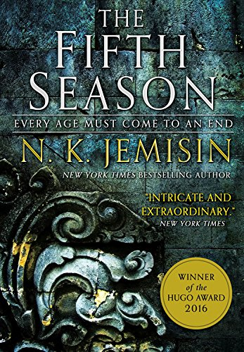 The Fifth Season, by NK Jemisin
