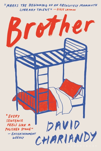 Image result for brother by david chariandy