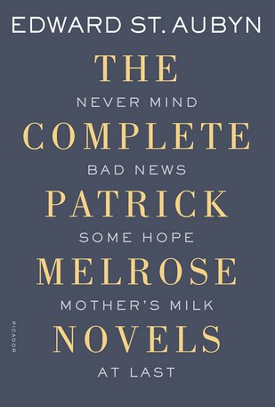 Image result for patrick melrose book series