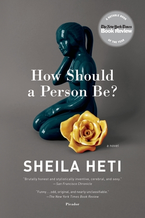 Image result for sheila heti how should a person