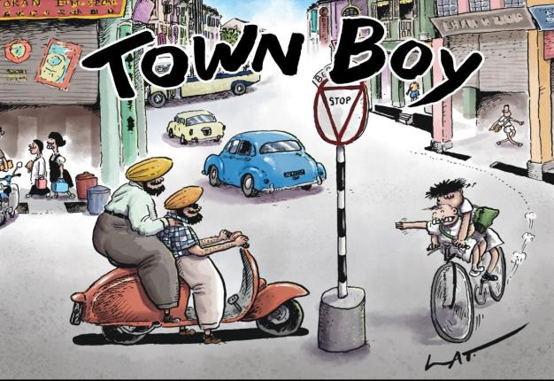 Image result for town boy lat