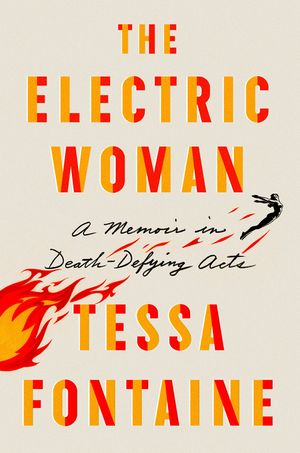 Image result for electric woman tessa fontaine