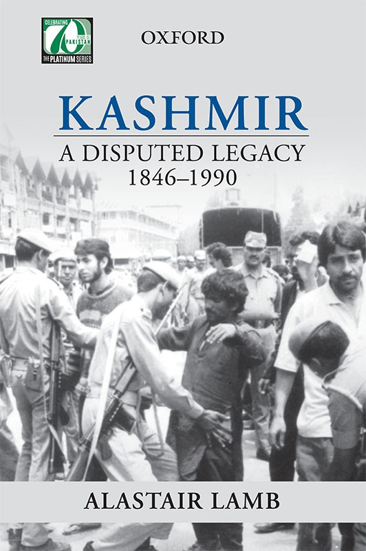 Image result for Kashmir: A disputed legacy,