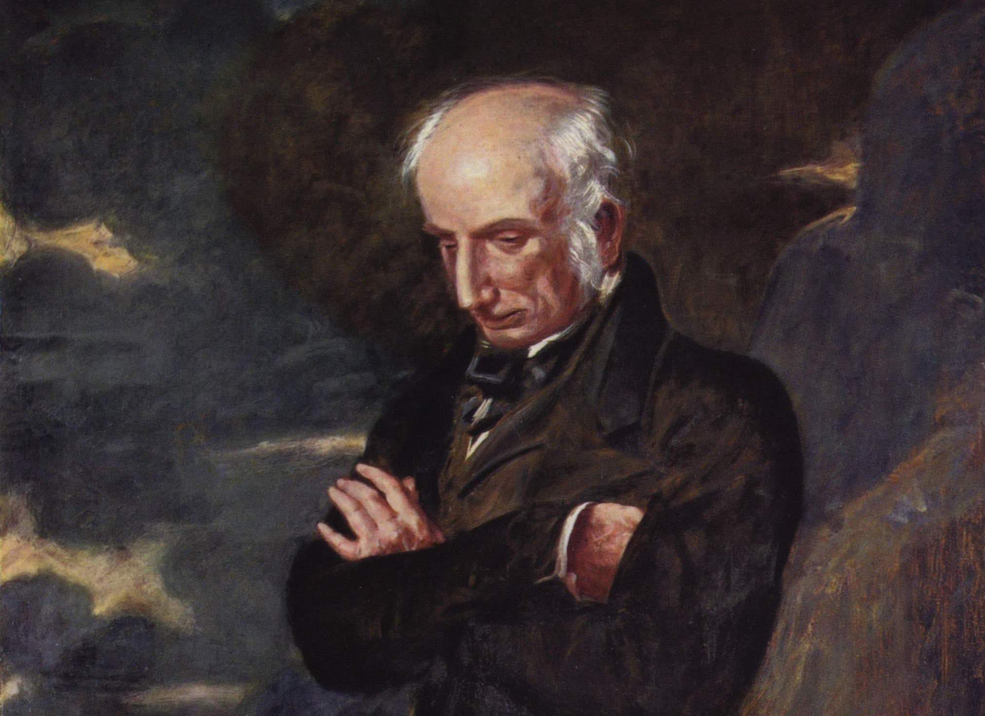 William Wordsworth Saves the Internet