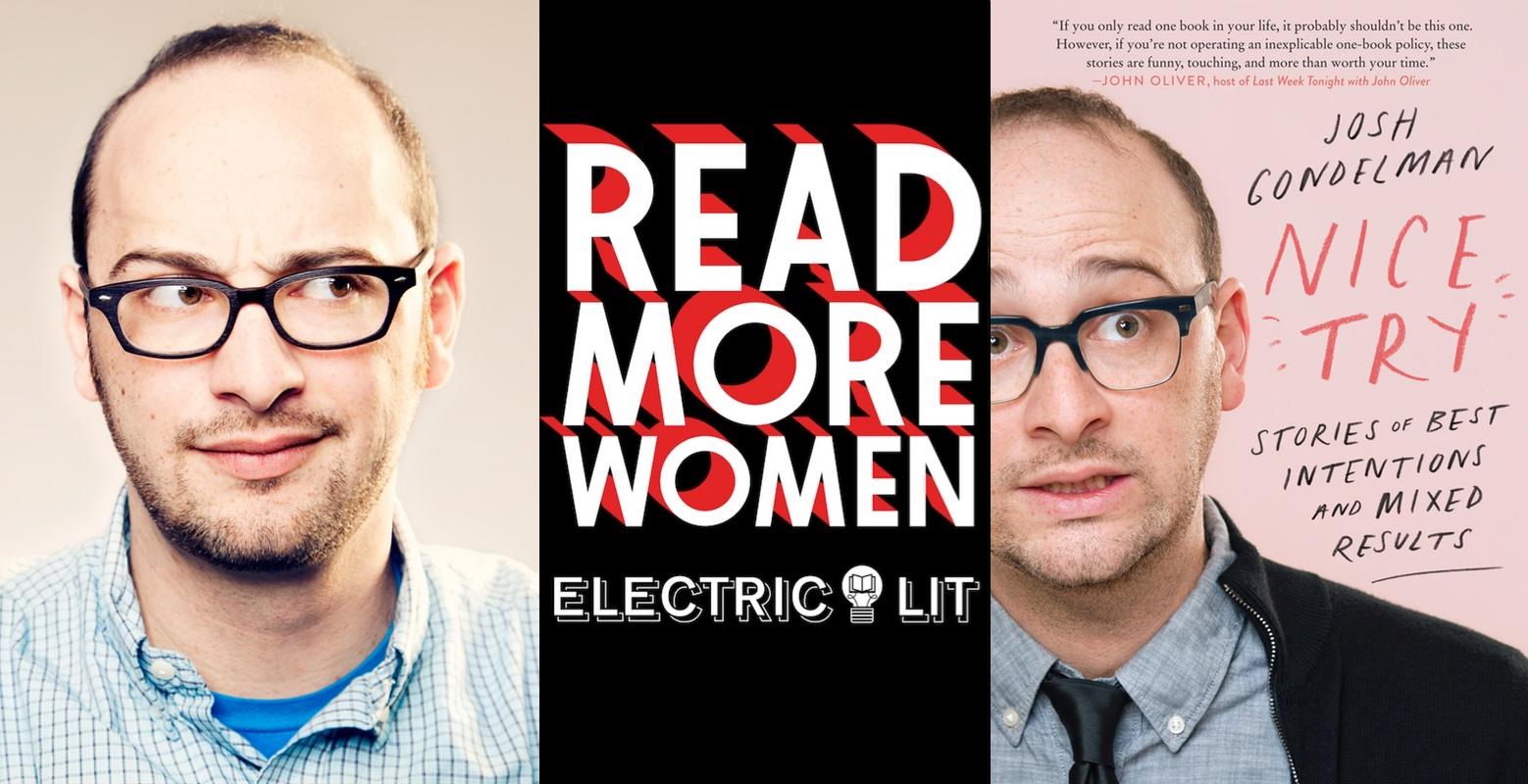 Josh Gondelman Recommends 5 Hilarious Books By Women