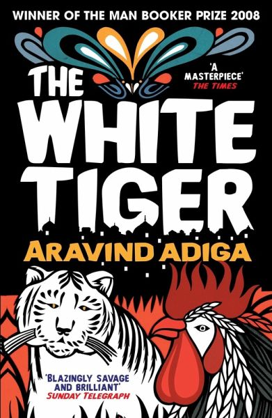 Image result for white tiger aravind adiga