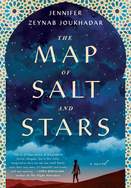 Image result for map of salt and stars a novel