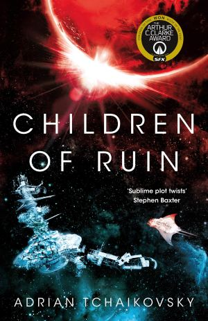 Image result for children of ruin cover