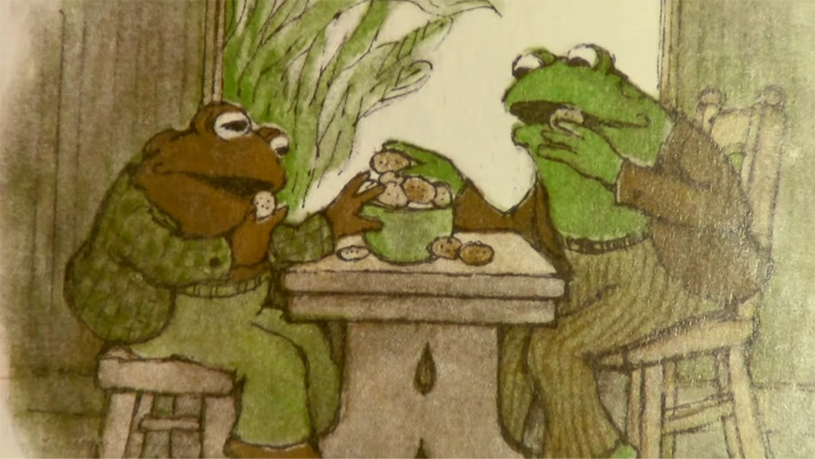 Frog and Toad Are Queer Relationship Goals