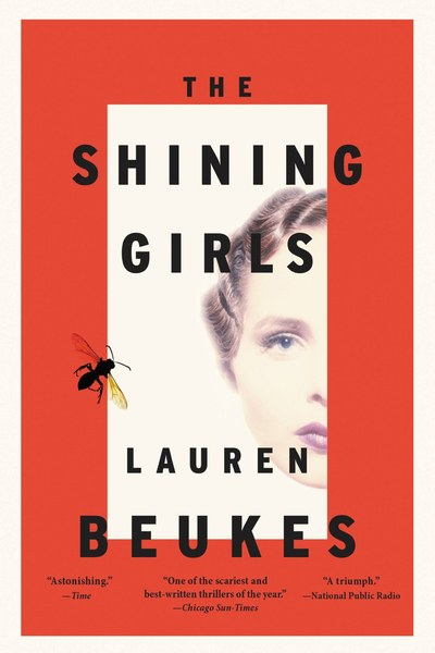 Image result for shining girls lauren beukes