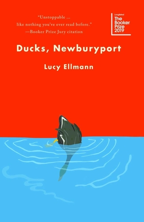 Ducks, Newburyport by Lucy Ellman