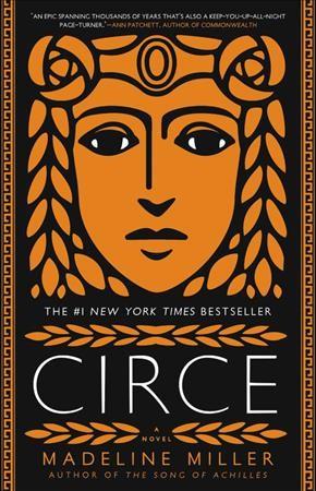 Image result for circe madeline miller cover
