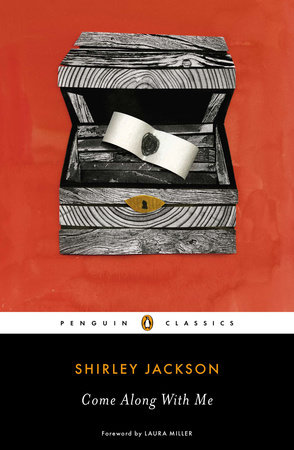 Come Along with Me by Shirley Jackson