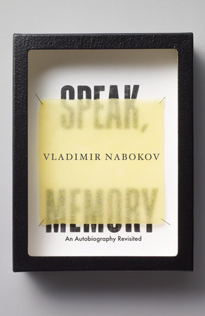 Speak, Memory by Vladimir Nabokov