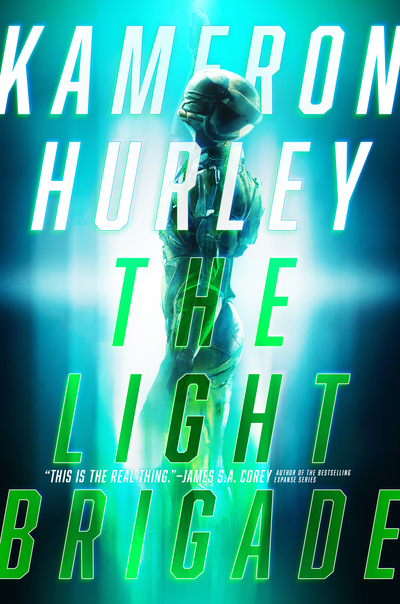 Image result for light brigade kameron hurley