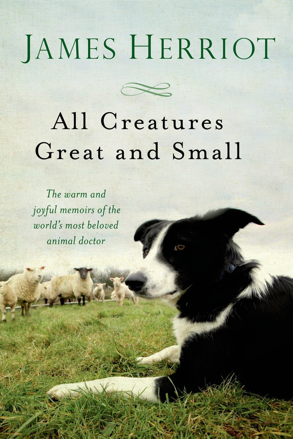 Image result for all creatures great and small book